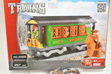 Passenger Car w/ Track - Railroad Conveyance Trains-Toys & Hobbies:Building Toys:LEGO Building Toys:LEGO Complete Sets & Packs-ProTinkerToys.com