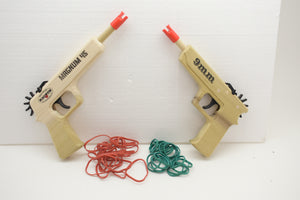 9mm + Magnum 45 Cops and Robbers Set-Toys & Hobbies:Classic Toys:Other Classic Toys-ProTinkerToys.com