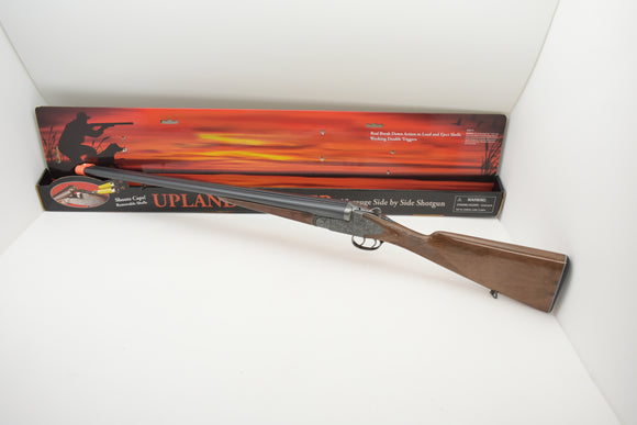"Upland Hunter 12 Gauge ""Break Action Side by Side""-Toys & Hobbies:Vintage & Antique Toys:Cap Guns:Diecast-ProTinkerToys.com"