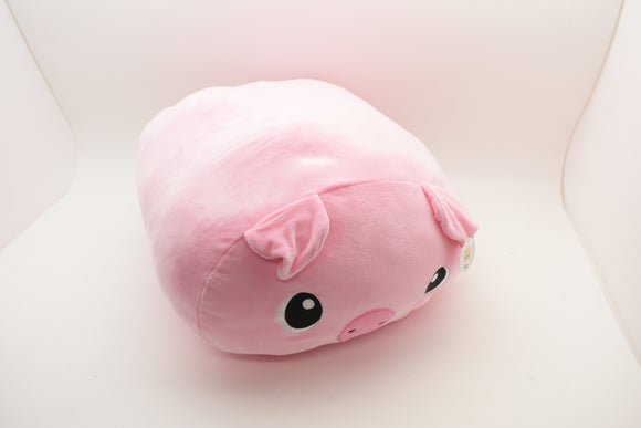 "Pink Pig ""Grab Joy"" 20"" Poptoy-plush toy-ProTinkerToys.com"