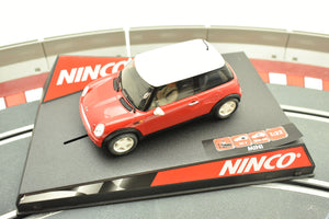 "Mini Cooper "" Red"" 50275 – Ninco-Toys & Hobbies:Slot Cars:1/32 Scale:1970-Now-ProTinkerToys.com"