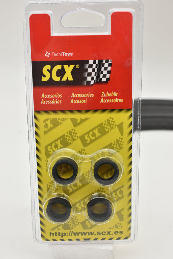 SCX 88340 1/32 ACCESSORIES 1/PACK OF 4 TIRES TYPE 8 RALLY (18,3MM) RALLY-Toys & Hobbies:Slot Cars:1/32 Scale:1970-Now-ProTinkerToys.com