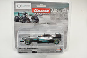 Mercedes F1 WO7 Hybrid | 20064088 | Carrera Go-Toys & Hobbies:Slot Cars:1/43 Scale:1970-Now-ProTinkerToys.com