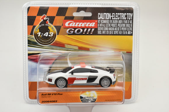 Safety Car | Audi R8 V10 Plus | 20064063 | Carrera Go-Toys & Hobbies:Slot Cars:1/43 Scale:1970-Now-ProTinkerToys.com