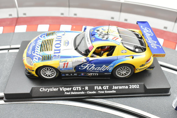 Chrysler Viper GTS-R FIA GT Jarama 2002 | 88220 | Fly Car-Toys & Hobbies:Slot Cars:1/32 Scale:1970-Now-ProTinkerToys.com