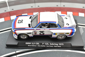 BMW 3,5 CSL 1˚ 12h. Sebring 1975 | 99011 | Fly Car-Toys & Hobbies:Slot Cars:1/32 Scale:1970-Now-ProTinkerToys.com