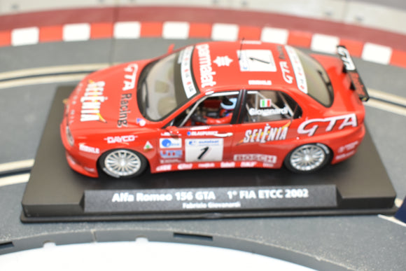 Alfa Romeo 156 GTA 1˚ FIA ETCC 2002 | 88108 | Fly Car-Toys & Hobbies:Slot Cars:1/32 Scale:1970-Now-ProTinkerToys.com