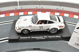 "96070 FLY CAR 1/32 SCALE PORSCHE 911 CARRERA RS "" ROYAL AIR MAROC"" GEERAAERTS-Toys & Hobbies:Slot Cars:1/32 Scale:1970-Now-ProTinkerToys.com"