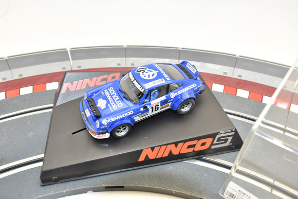 50573 NINCO 1/32 SLOT CARS PORSCHE 911 SC RALLY