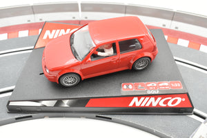 "50247 NINCO 1/32 SLOT CARS VW GOLF GTI ""ROADCAR RED""-Toys & Hobbies:Slot Cars:1/32 Scale:1970-Now-ProTinkerToys.com"