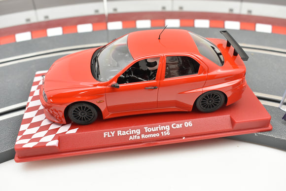 FLY Racing Touring Car 06 Alfa Romeo 156 | 88243 | Fly Car-Toys & Hobbies:Slot Cars:1/32 Scale:1970-Now-ProTinkerToys.com
