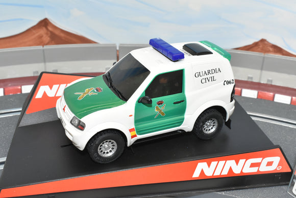 50519 NINCO 1/32 SLOT CAR MITSUBISHI PAJERO GUARDIA CIVIL-Toys & Hobbies:Slot Cars:1/32 Scale:1970-Now-ProTinkerToys.com