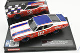 "20027556 EVOLUTION/CARRERA 1/32 SLOT CAR FORD TORINO TALLADEGA ""BOBBY UNSER, NO 92""-Toys & Hobbies:Slot Cars:1/32 Scale:1970-Now-ProTinkerToys.com"