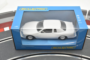 Ford Thunderbird White | C4077 | Scalextric-Toys & Hobbies:Slot Cars:1/32 Scale:1970-Now-ProTinkerToys.com