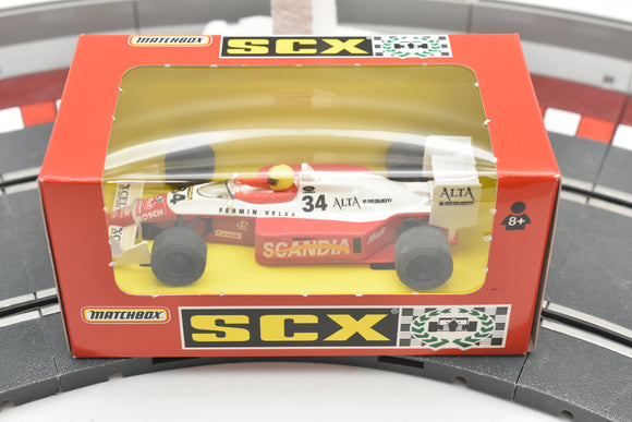 YOU ARE PURCHASING 1/CAR MATCHBOX SCX 1993 83840.20 MERCEDES TRUCK ESSO 1/32 SLOT CAR-Toys & Hobbies:Slot Cars:1/32 Scale:1970-Now-ProTinkerToys.com
