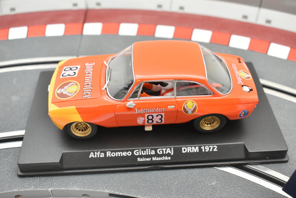 Alfa Romeo Giulia GTAJ DRM 1972 Rainer Maschke | 88312 | Fly Car Model-Toys & Hobbies:Slot Cars:1/32 Scale:1970-Now-ProTinkerToys.com