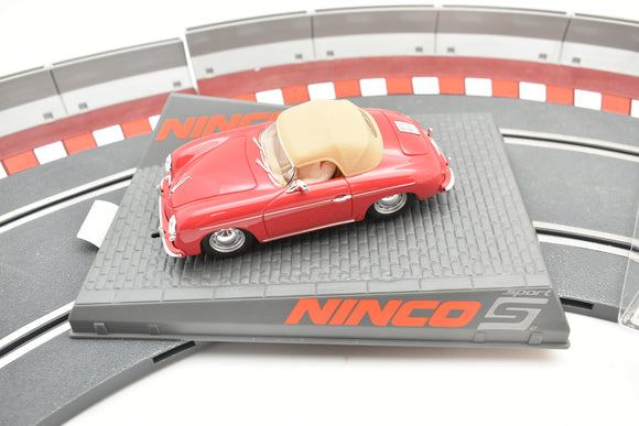 Porsche Speedster Red | 50567 | Ninco-Toys & Hobbies:Slot Cars:1/32 Scale:1970-Now-ProTinkerToys.com