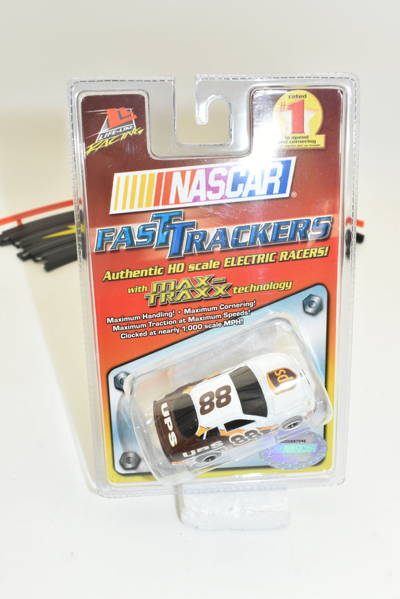 NASCAR UPS #88 | 9886 | Life-Like Racing Max-Traxx-Toys & Hobbies:Slot Cars:HO Scale:1970-Now-ProTinkerToys.com