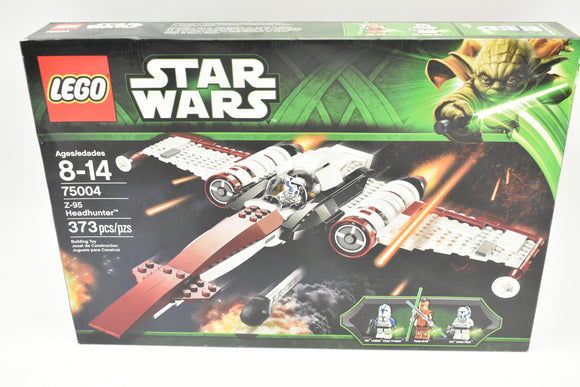 LEGO 75004 Star Wars Z-95 Head Hunter 2013 (New & Factory Sealed)-Lego-ProTinkerToys