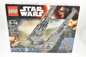 LEGO Star Wars Kylo Ren's Command Shuttle 75104 - New Sealed-Toys & Hobbies:Building Toys:LEGO Building Toys:LEGO Complete Sets & Packs-ProTinkerToys.com
