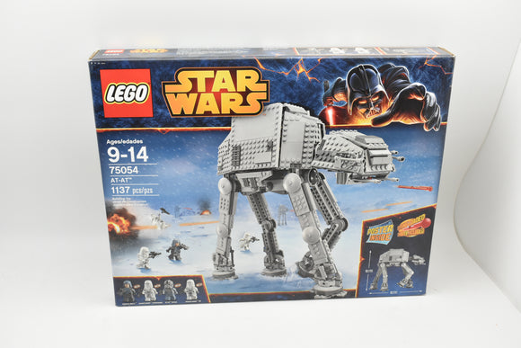 LEGO Star Wars AT-AT (75054) BRAND NEW SEALED BOX-Toys & Hobbies:Building Toys:LEGO Building Toys:LEGO Complete Sets & Packs-ProTinkerToys.com