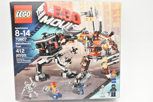 THE LEGO Movie 70807 : Metal Beard's Duel Set New In Box Sealed-Toys & Hobbies:Building Toys:LEGO Building Toys:LEGO Complete Sets & Packs-ProTinkerToys.com