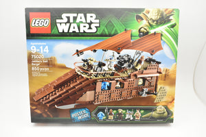 LEGO 75020 Star Wars Jabba's Sail Barge NEW NIB Factory Sealed Retired-Toys & Hobbies:Building Toys:LEGO Building Toys:LEGO Complete Sets & Packs-ProTinkerToys.com