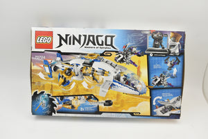 Lego Ninjago Masters Of Spinjitzu Ninja Helicopter NinjaCopter #70724-Toys & Hobbies:Building Toys:LEGO Building Toys:LEGO Complete Sets & Packs-ProTinkerToys.com