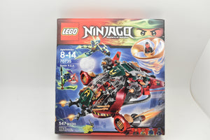 NINJAGO LEGO MASTERS OF SPINJITZU RONIN R.E.X. 70735 IN BOX NEVER OPENED-Toys & Hobbies:Building Toys:LEGO Building Toys:LEGO Complete Sets & Packs-ProTinkerToys.com