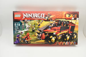 LEGO Ninjago Masters of Spinjitzu Ninja DB X 70750 Brand New Sealed Set Retired-Toys & Hobbies:Building Toys:LEGO Building Toys:LEGO Complete Sets & Packs-ProTinkerToys.com