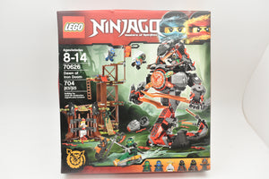 LEGO NINJAGO Masters of Spinjitzu 70626 DAWN OF IRON DOOM Set NEW Retired-Toys & Hobbies:Building Toys:LEGO Building Toys:LEGO Complete Sets & Packs-ProTinkerToys.com
