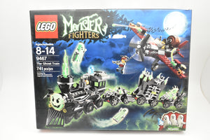 Lego Monster Fighters 9467 The Ghost Train NEW/SEALED-Toys & Hobbies:Building Toys:LEGO Building Toys:LEGO Complete Sets & Packs-ProTinkerToys.com