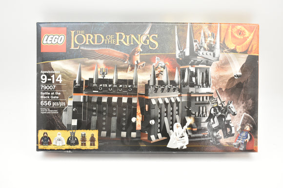 LEGO Lord of the Rings Battle at the Black Gate (79007) NIB Unopened-Toys & Hobbies:Building Toys:LEGO Building Toys:LEGO Complete Sets & Packs-ProTinkerToys.com