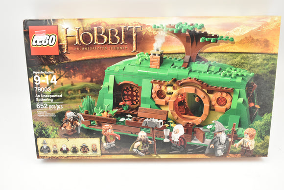 LEGO LOTR Lord Of The Rings Hobbit - 79003 Unexpected Gathering - New & Sealed-Toys & Hobbies:Building Toys:LEGO Building Toys:LEGO Complete Sets & Packs-ProTinkerToys.com