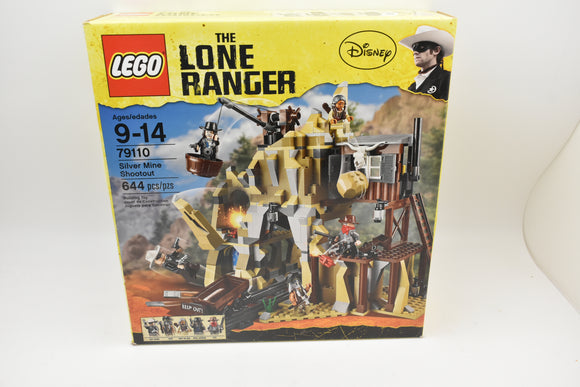 LEGO 79110 The Lone Ranger Silver Mine Shootout Waterfall Train Tracks BRAND NEW-Toys & Hobbies:Building Toys:LEGO Building Toys:LEGO Complete Sets & Packs-ProTinkerToys.com