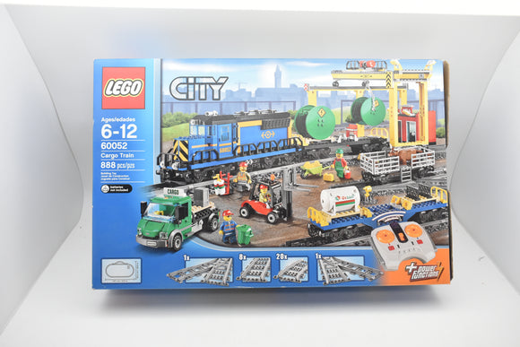 Lego City 60052 Cargo Train set New In Factory Sealed Box-Toys & Hobbies:Building Toys:LEGO Building Toys:LEGO Complete Sets & Packs-ProTinkerToys.com