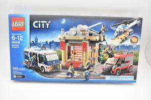 LEGO City Police Museum Break-in (60008) damaged box NEW SEALED-Toys & Hobbies:Building Toys:LEGO Building Toys:LEGO Complete Sets & Packs-ProTinkerToys.com