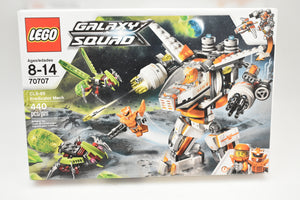 New LEGO 70707 Galaxy Squad CLS-89 ERADICATOR MECH Retired Alien-Toys & Hobbies:Building Toys:LEGO Building Toys:LEGO Complete Sets & Packs-ProTinkerToys.com