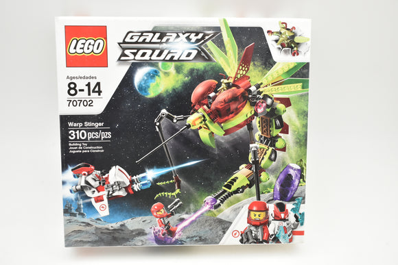 70702 WARP STINGER galaxy squad LEGO legos set NEW space-Toys & Hobbies:Building Toys:LEGO Building Toys:LEGO Complete Sets & Packs-ProTinkerToys.com