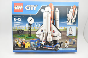 LEGO City 60080 Spaceport - Retired Space set - NEW SEALED BOX-Toys & Hobbies:Building Toys:LEGO Building Toys:LEGO Complete Sets & Packs-ProTinkerToys.com