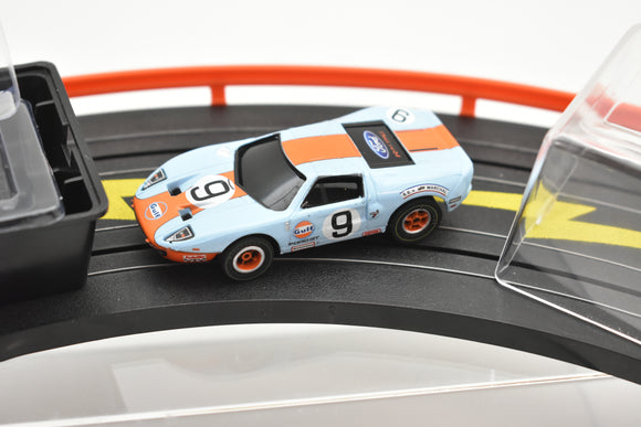 AUTO WORLD SC006 2OO5 GULF FORD GT CAB X-TRACTION ULTRA-G-Toys & Hobbies:Slot Cars:HO Scale:1970-Now-ProTinkerToys.com