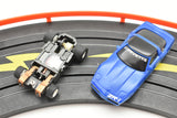 TYCO 7031B 1/64 SLOT CARS/ ZR-1 BLUE /CHEVY CORVETTE 440-X2-Toys & Hobbies:Slot Cars:HO Scale:1970-Now-ProTinkerToys.com