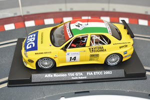 ALFA 156 GTA /ALFA 15 GTA FIA ETCC 2002 | 88114 | Fly SLOT CAR 1/32-Fly-ProTinkerToys