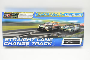 Straight Lane Change Track | C7036 | Scalextric-Toys & Hobbies:Slot Cars:1/32 Scale:1970-Now-ProTinkerToys.com