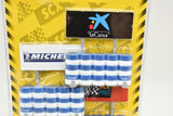 88100 SCX ACCESSORIES BARRIERS WITH BANNERS-Toys & Hobbies:Slot Cars:1/32 Scale:1970-Now-ProTinkerToys.com