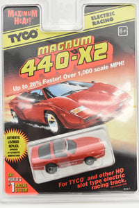Corvette ZR-1 Red | 9247 | Tyco 440-X2-Toys & Hobbies:Slot Cars:HO Scale:1970-Now-ProTinkerToys.com