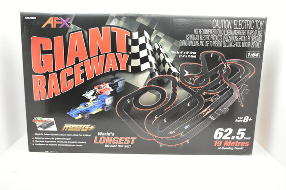 Giant Raceway w/o DigitalLapCounter | 22020 | AFX/Racemasters-Toys & Hobbies:Action Figures:Transformers & Robots-ProTinkerToys.com