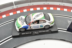88107| FLY CAR MODEL 1/32 SLOT CAR|BMW 320i E-46 MACAU GUIA RACE 2003-Toys & Hobbies:Slot Cars:1/32 Scale:1970-Now-ProTinkerToys.com