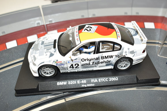 88076| FLY CAR MODEL 1/32 SLOT CAR| BMW 320i E-46| FIA ETCC 2001 |A-621-Toys & Hobbies:Slot Cars:1/32 Scale:1970-Now-ProTinkerToys.com