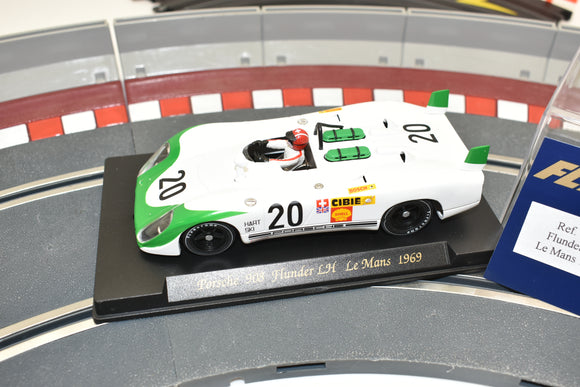 Porsche 908 Flunder LH Le Mans 1969 | C47 | Fly Car-Toys & Hobbies:Slot Cars:1/32 Scale:1970-Now-ProTinkerToys.com